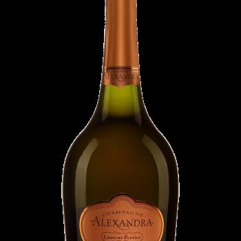 """Laurent Perrier """"Alexandra"""" cuvée rosé 2004"""